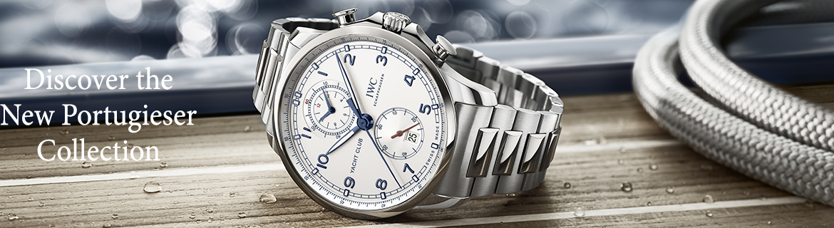 IWC PORTUGIESER NEW COLLECTION