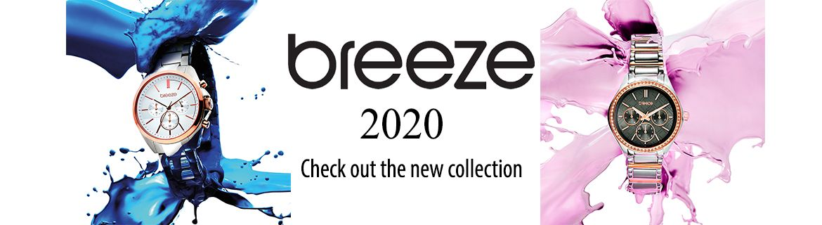 Breeze New collection 2020