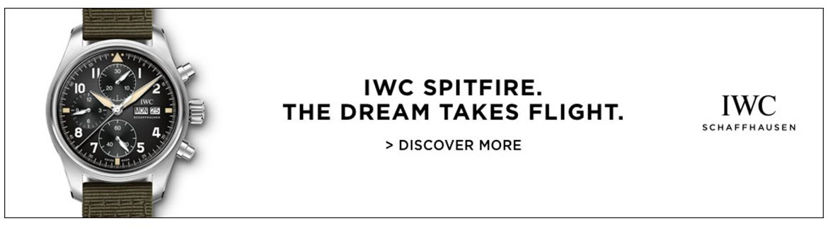 IWC PILOT'S WATCHES NEW COLLECTION