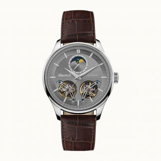 Ingersoll Chord Automatic Stainless Steel Grey Dial I07201