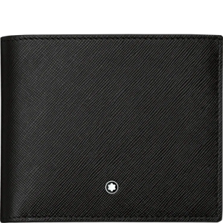 Montblanc Sartorial Wallet 4cc with Coin Case