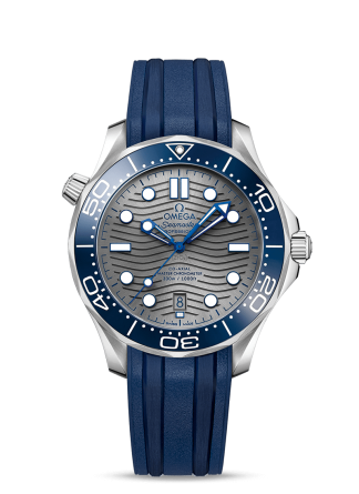 SEAMASTER DIVER 300M CO‑AXIAL MASTER CHRONOMETER 42 MM