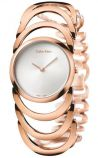 Calvin Klein Body Rose Gold Stainless Steel