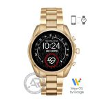 Michael Kors Access Bradshaw Gold Stainless Steel Smartwatch MKT5085
