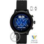 Michael Kors Access MKGO Lady Smartwatch Black Silicon Strap MKT5072