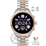 Michael Kors Access Lexington Two-Tone Crystals Smartwatch MKT5081