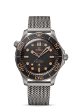 DIVER 300M CO‑AXIAL MASTER CHRONOMETER 42 MM 007 Edition